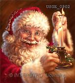 Dona Gelsinger, CHRISTMAS SANTA, SNOWMAN, classical, paintings(USGE0902,#X#) Weihnachtsmänner, Papá Noel, Weihnachten, Navidad, illustrations, pinturas klassisch, clásico