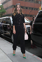 NEW YORK, NY August 07, 2018 Debby Ryan at Build Series to talk new NetFlix original iNSATIABLE  A Coming of Rage Story in New York. August 07, 2018 <br /> CAP/MPI/RW<br /> &copy;RW/MPI/Capital Pictures