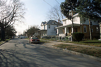1993 February ..Conservation.Ballentine Place..BALLENTINE PLACE.STREET VIEW.VINCENT AVENUE...NEG#.NRHA#..