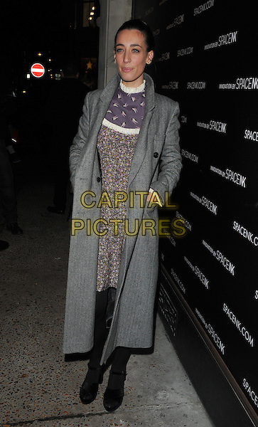 Laura Jackson at the Innovation by Space NK flagship store VIP opening party, Innovation by Space NK, Regent Street, London, England, UK, on Thursday 10 November 2016. <br /> CAP/CAN<br /> &copy;CAN/Capital Pictures