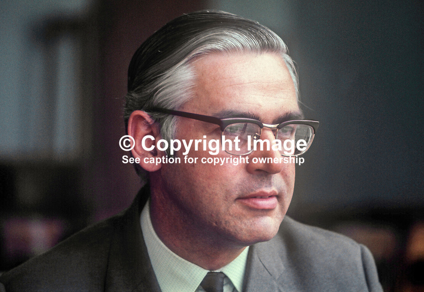 Dr Thomas K Marshall, State Pathologist, N Ireland, UK. 197007020001.<br />