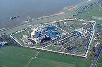 Deutschland, Schleswig- Holstein, Brokdorf, AKW, Atomkraft, Atom, Strom, Elbe