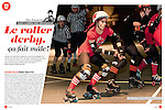 BE - GERMAN ROLLER DERBY CHAMPIONSHIP - January 28th 2011....