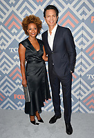 Benjamin Bratt &amp; Karin Gist at the Fox TCA After Party at Soho House, West Hollywood, USA 08 Aug. 2017<br /> Picture: Paul Smith/Featureflash/SilverHub 0208 004 5359 sales@silverhubmedia.com