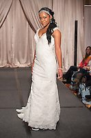 """Unveiled"" bridal fashion show and fair by St. Louis Magazine at Four Season Hotel in St. Louis, MO on Jan 19, 2014."