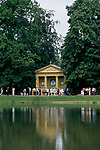 Althrop House, Princess Diana Memorial, Great Brington, Northants, 1998.