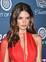 LOS ANGELES, CA - JANUARY 05: Emily Ratajkowski attend Michael Muller's HEAVEN, presented by The Art of Elysium at a private venue on January 5, 2019 in Los Angeles, California.<br /> CAP/ROT/TM<br /> &copy;TM/ROT/Capital Pictures