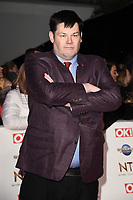 Mark Labett<br /> arriving for the National TV Awards 2020 at the O2 Arena, London.<br /> <br /> ©Ash Knotek  D3550 28/01/2020