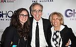 Jerry Zucker & family.attending the Broadway Opening Night Performance of 'GHOST' a the Lunt-Fontanne Theater on 4/23/2012 in New York City. © Walter McBride/WM Photography .