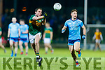 Tadhg Morley Kerry in action against Darren Daly  Dublin during the Allianz Football League Division 1 Round 3 match between Kerry and Dublin at Austin Stack Park in Tralee, Kerry on Saturday night.