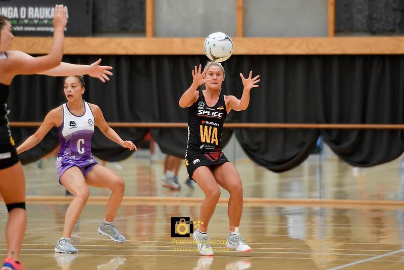 Preseason Tournament - Stars v Magic at Ngā Purapura, Otaki, New Zealand on Sunday 10 February  2019. <br /> Photo by Masanori Udagawa. <br /> www.photowellington.photoshelter.com
