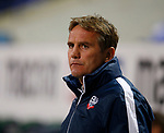 Phil Parkinson manager of Bolton Wanderers during the Championship match at the Macron Stadium, Bolton. Picture date 12th September 2017. Picture credit should read: Simon Bellis/Sportimage
