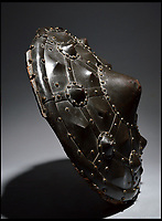Super-rare 'Gun shield' from Henry VIII th discovered.