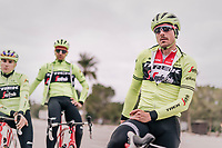 John DEGENKOLB (DEU/Trek-Segafredo)<br /> <br /> Team Trek-Segafredo training camp<br /> Mallorca jan2019<br /> <br /> ©kramon