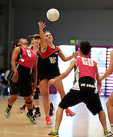 Mixed Nationals Netball 040415