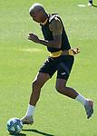Getafe's Deyverson Da Silva during training session. June 5,2020.(ALTERPHOTOS/Acero)
