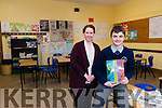 Marie Murphy and Andrew Quinlivan from St Brendans College, Killarney