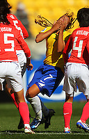 081102 FIFA Under -17 Women's Football World Cup - Brazil v Korea Republic
