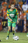 14 September 2013: Tampa Bay's Keith Savage. The Carolina RailHawks played the Tampa Bay Rowdies at WakeMed Stadium in Cary, North Carolina in a North American Soccer League Fall 2013 Season regular season game. The game ended in a 2-2 tie.