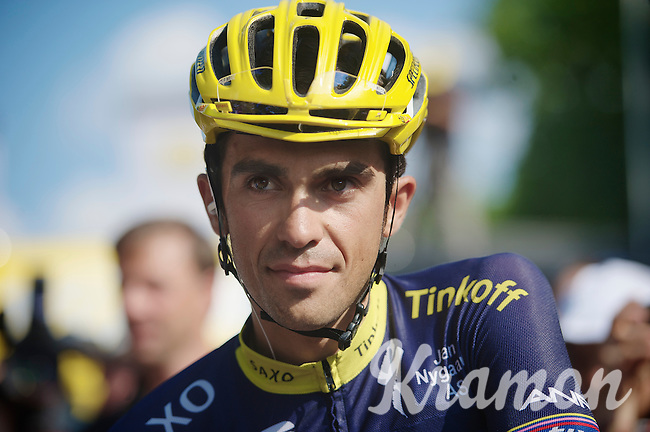 Alberto Contador (ESP)<br /> <br /> Tour de France 2013<br /> (final) stage 21: Versailles - Paris Champs-Elysées<br /> 133,5km
