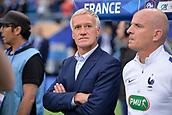 June 13th 2017, Stade de France, Paris, France; International football friendly, France versus England;  Coach DIDIER DESCHAMPS (FRANCE)