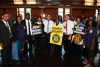 SEIU 32BJ Brown Endorsement