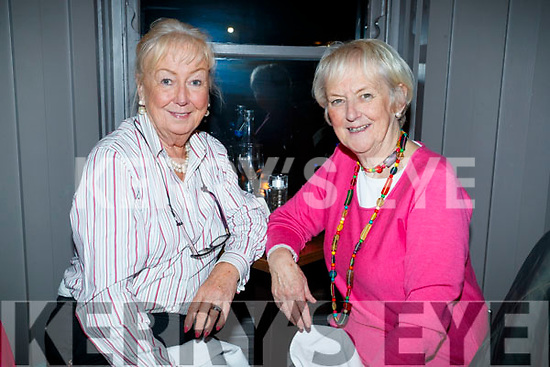 Angela Stephenson (Tralee) and Mary Clifford (Cahersiveen), pictured at No. 4, The Square, Tralee on Saturday night last.