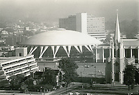 UNDATED..Redevelopment..Downtown North (R-8)..Scope & Chrysler Hall with Freemason Garage in foreground..NEG#..