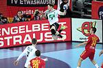 13.01.2018., Croatia, Arena Zagreb, Zagreb - European Handball Championship, Group C, Round 1, Germany - Montenegro.  REICHMANN Tobias<br /> <br /> Foto &copy; nordphoto / Sanjin Strukic/PIXSELL