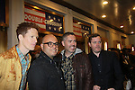 Bare Naked Ladies at The opening Night of Broadway's Gore Vidal's The Best Man on April 1, 2012 at the Gerald Schoenfeld Theatre, New York City, New York. (Photo by Sue Coflin/Max Photos)