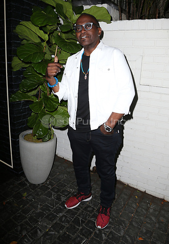 LOS ANGELES, CA June 01- Randy Jackson, at Prive Eyewear Launch Party at Chateau Marmont, California on June 01, 2017. Credit: Faye Sadou/MediaPunch