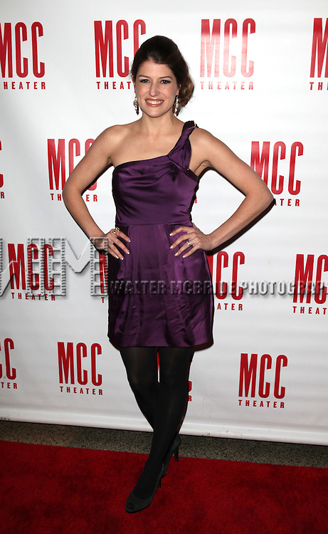 Nicole Parker.attending the 'MISCAST 2012' MCC Theatre's Annual Musical Spectacular at The Hammerstein Ballroom in New York City on 3/26/2012. © Walter McBride / WM Photography