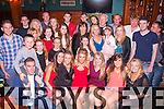 21 Wishes<br /> ------------<br /> Louise Cantillon,Ballyheigue (seated centre)had a fab night celebrating her 21st birthday in the White Sands hotel,Ballyheigue along with many friends and family.