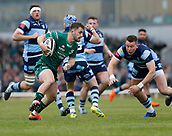 2019 Guinness Pro 14 Rugby Connacht v Cardiff Blues Apr 13th