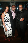 Kia, J. Mallory McCree and  Cast Member Count Stovall Attend Tennessee Williams A Streetcar Named Desire Opening Night Party Held at the Copacabana, NY   4/22/12