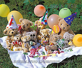 Carl, CUTE ANIMALS, teddies, photos(SWLA393,#AC#)