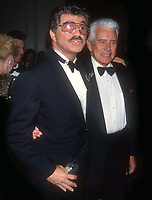 Burt Reynolds John Forsythe 1993<br /> Photo By John Barrett/PHOTOlink