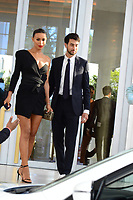 www.acepixs.com<br /> <br /> May 13 2017, Maimi FL<br /> <br /> Ilfenesh Hadera (L) seen at a hotel on May 13 2017 in Miami, FL<br /> <br /> By Line: Solar/ACE Pictures<br /> <br /> ACE Pictures Inc<br /> Tel: 6467670430<br /> Email: info@acepixs.com<br /> www.acepixs.com
