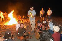 - night fest on the beach....- festa notturna sulla spiaggia