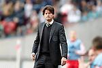 Nederland, Amsterdam, 22 april 2012.Seizoen 2011/2012.Eredivisie.Ajax-FC Groningen.Pieter Huistra, trainer-coach van FC Groningen