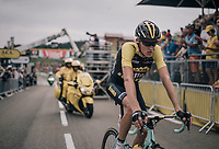 Robert Gesink (NED/LottoNL-Jumbo) finishes 2nd today<br /> <br /> 104th Tour de France 2017<br /> Stage 8 - Dole &rsaquo; Station des Rousses (187km)