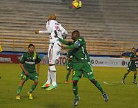 Patriotas FC V.S. La Equidad 09-04-2014