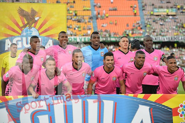 Atlético Nacional venció 3-2 a Boyacá Chicó. Fecha 12 Liga Águila II-2018.