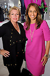 Felicia Crowley and Punita Valambhia at the Saks Fifth Avenue Key to the Cure Wednesday Oct. 26,2016.(Dave Rossman photo)