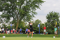 So Yeon Ryu (KOR) watches her tee shot on 2 during Friday's round 2 of the 2017 KPMG Women's PGA Championship, at Olympia Fields Country Club, Olympia Fields, Illinois. 6/30/2017.<br /> Picture: Golffile | Ken Murray<br /> <br /> <br /> All photo usage must carry mandatory copyright credit (&copy; Golffile | Ken Murray)