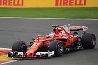 Spa 27/08/2017 Formula 1 / GP F1 Belgio Francorchamps <br /> <br /> Vettel Nr. 5 Ferrari <br /> Foto Benoit Bouchez / Photonews /Panoramic /Insidefoto