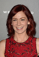 HOLLYWOOD, CA - SEPTEMBER 28: Carrie Preston at the premiere of HBO's 'Westworld' at TCL Chinese Theatre on September 28, 2016 in Hollywood, California. Credit: David Edwards/MediaPunch