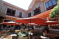 Hotel Grano de Oro, San Jose, Costa Rica, March 10, 2013.