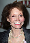 Mary Tyler Moore .attending the Broadway Opening Night Performance of 'Follies' at the Marquis Theatre in New York City,
