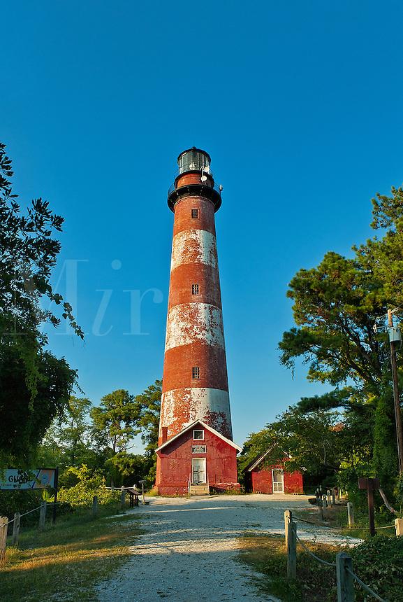 Assateague Lighthouse, Virginia, USA